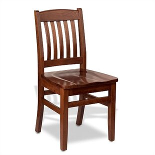 Bulldog Solid Wood Dining Chair