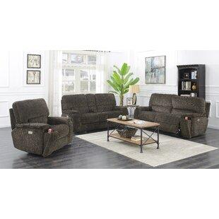 Amalfi 2 Piece Reclining Living Room Set by Latitude Run