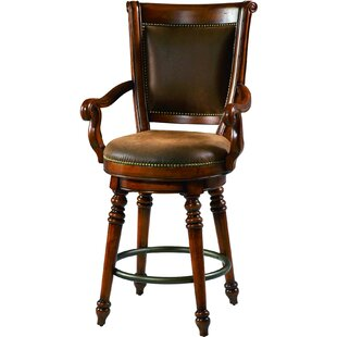 Waverly Place 33 Swivel Bar Stool by Hooker Furniture Wonderful