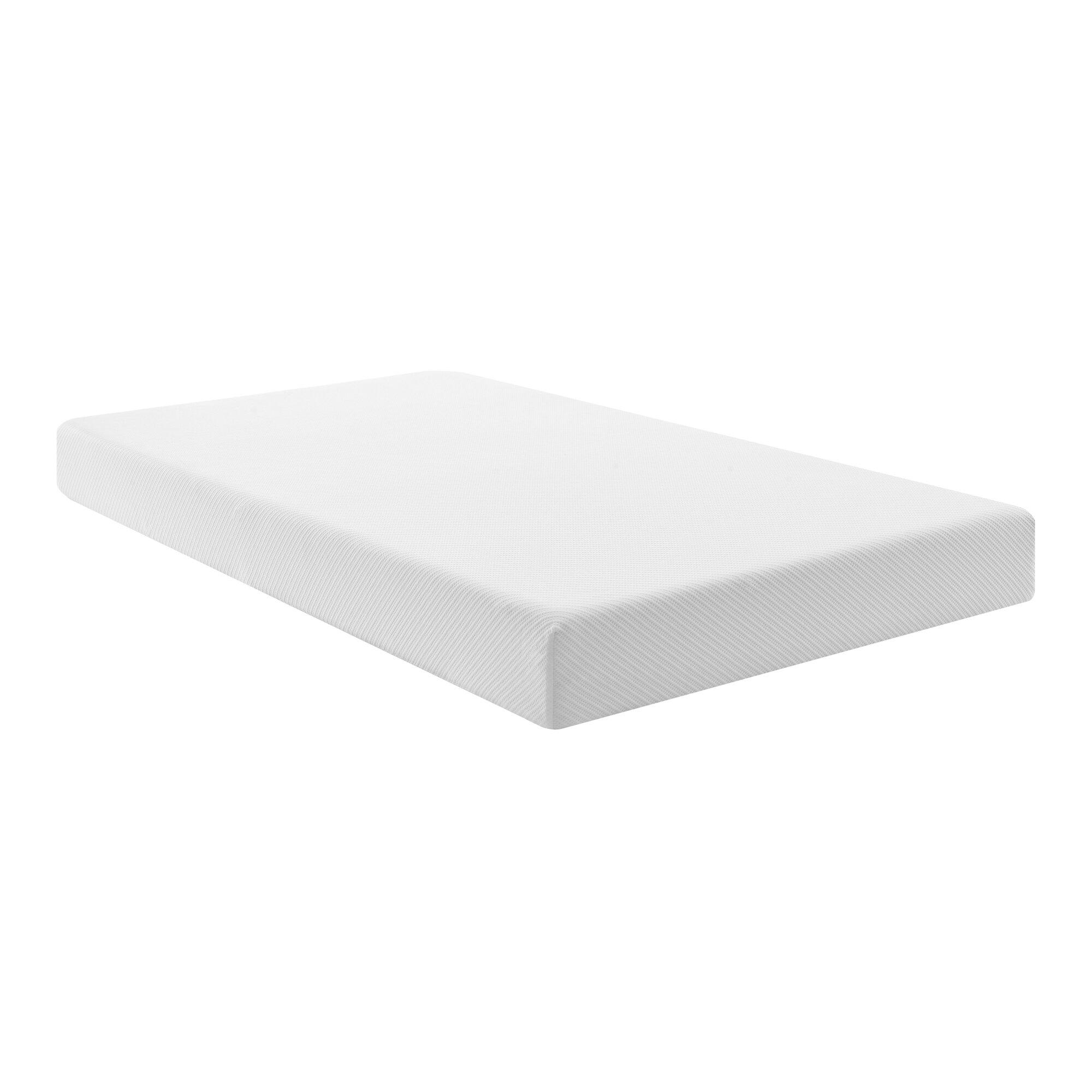 Wayfair Sleep 6 Firm Memory Foam Mattress Reviews Wayfair Ca