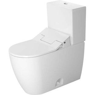 Duravit ME by Starck Elongated Two-Piece ..
