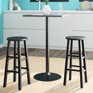 Avery 3 Piece Counter Height Pub Set Zipcode Design
