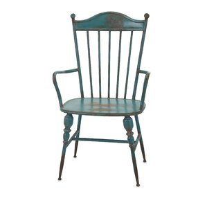 Zilla Metal Patio Dining Chair