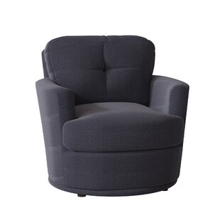 Check Prices Shala Swivel Barrel Chair by Latitude Run Reviews (2019) & Buyer's Guide