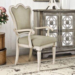 Buying Daniella Upholstered Back Arm Chair (Set of 2) by Lark Manor Reviews (2019) & Buyer's Guide