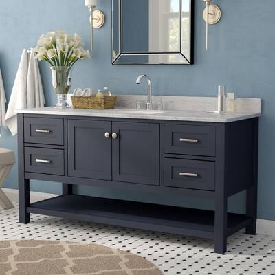 Whiting 60 Single Bathroom Vanity Set