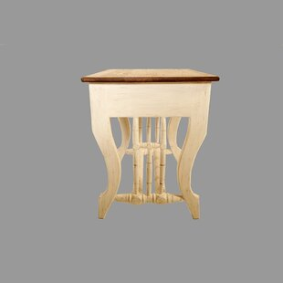 Gosnells End Table by August Grove