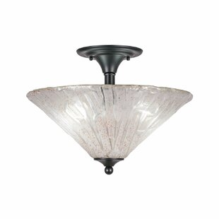 Tilley 2-Light Semi Flush Moun..