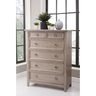 Rosecliff Heights Escobar 6 Drawer Chest