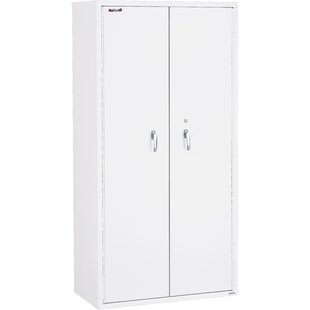 Fireproof Double Door Storage Cabinet