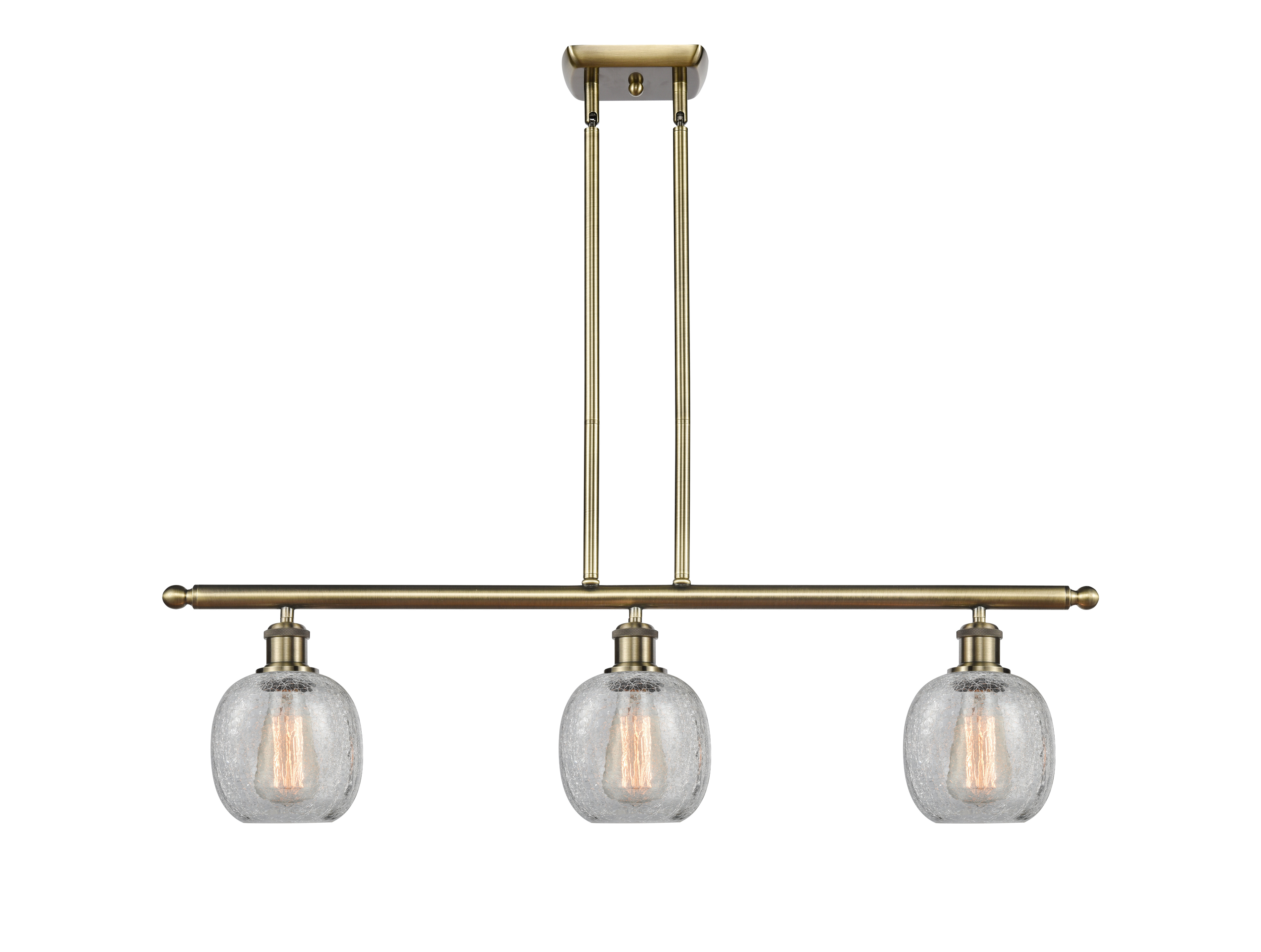 Corrigan Studio Claudette 3 Light Kitchen Island Linear Pendant Wayfair
