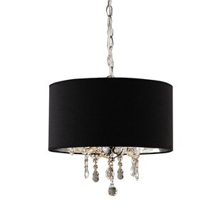 Karole 3-Light Chandelier