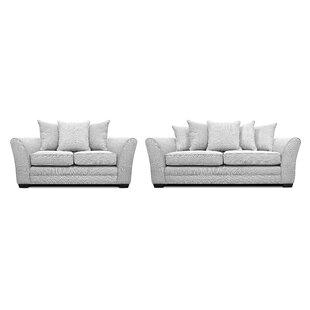 Ventura 2 Piece Sofa Set By Brambly Cottage