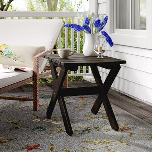 Sawyerville Rectangle Side Table