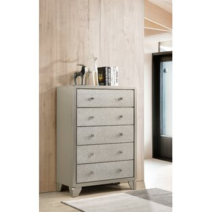 Yates 5 Drawer Chest