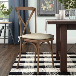 Hibbler Solid Wood Dining Chair by August Grove Fresh