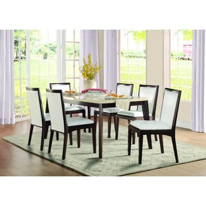 Alberts Dining Table by Latitude Run