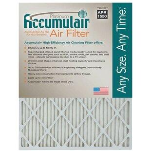 Furnace Air Filter (Set of 4)