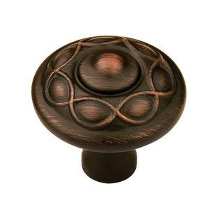 Tressé Mushroom Knob