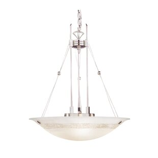 JB Hirsch Home Decor 3-Light Pendant