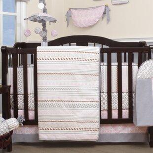 Don 13 Piece Nursery Crib Bedding Set