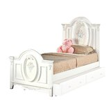 Schaub Panel Bed by Harriet Bee
