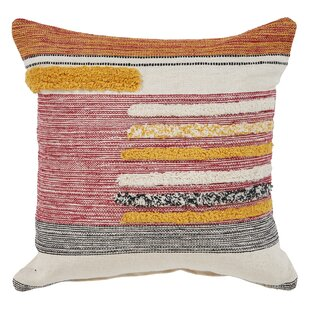 Modern 100 Cotton Throw Pillows Allmodern