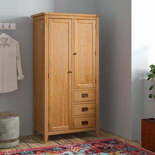 Millais Petite 2 Door Wardrobe By Union Rustic