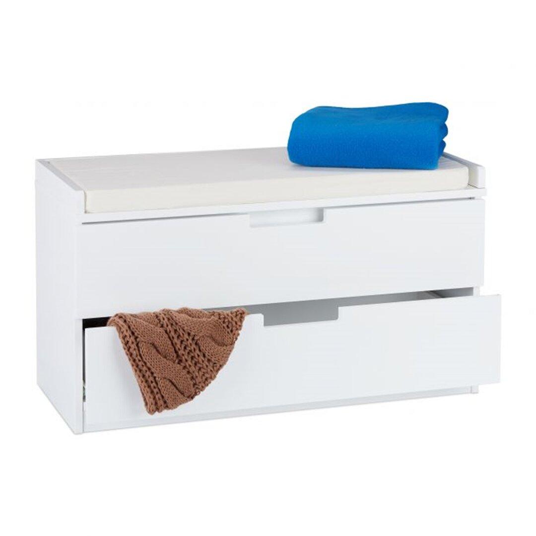 Cherub Storage Bench
