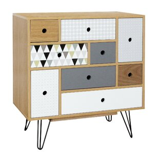 Kathy 9 Drawer Chest By Isabelline