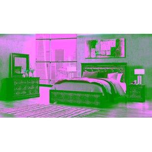 Villalobos Panel Configurable Bedroom Set by Mercer41 2019 Online