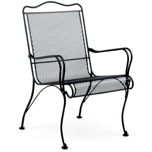 Woodard Tucson High Back Patio Chair