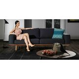 Woodby 74 Square Arm Loveseat by Corrigan Studio®
