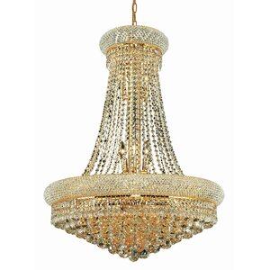 Destanee 14-Light Empire Chandelier