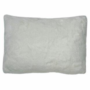 Snow Fox Lumbar Pillow