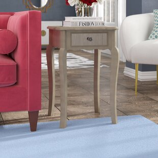Corby End Table by Willa Arlo Interiors