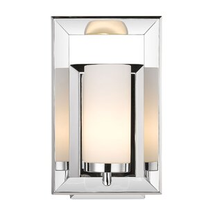 Thurlow 1-Light Bath Sconce by Latitude Run