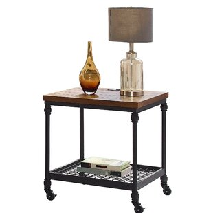 Williston Forge Hogans End Table