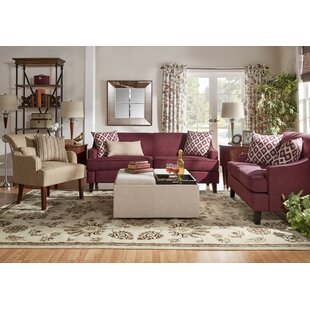 Rhinebeck Configurable Living Room Set by Three Posts