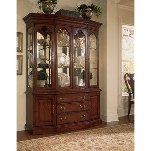 Astoria Grand Staas China Cabinet Top