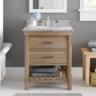 Farmhouse Rustic 30 Inch Vanities