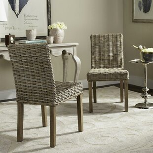 Bannon Side Chair (Set of 2) Beachcrest Home