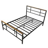 Carr Low Profile Platform Bed by Foundry Select