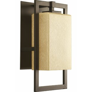 Read Reviews Magdeline 1-Light Sconce By Latitude Run