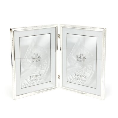 Charlton Home Saunterton Hinged Double Picture Frame & Reviews | Wayfair