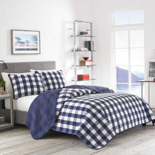 Lake House Reversible Quilt Set by Eddie Bauer