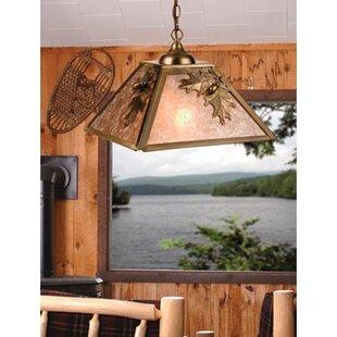 Meyda Tiffany Oak Leaf and Acorn 2-Light ..