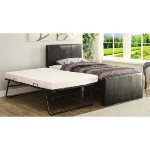 Pascarella Twin Bed with Trundle