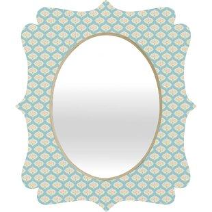 Deny Designs Sabine Reinhart Into The Sky Wall Mirror