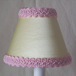 Lemon Souffle 11 Fabric Empire Lamp Shade